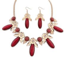 105979 unique genuine Copper jewelry set classic