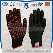 SEEWAY black thin nylon glove