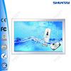A4 poster slim wall LED aluminum panel light frame