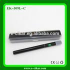 LOOK! refillable hookah,500 puffs portable e hookah shisha pen 509L-C2