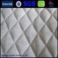 Haute qualité vente chaude matelassée manteau doublure tissu / rembourrage doublure en tissu de polyester