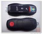Cayenne key shell for Porsche Remote Key 3+1 Button AS005007