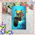 Promoção de venda quente popular 3d imagem/3d cartão/3d imagem do cavalo