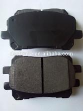 toyota corolla brake pad for auto spare parts FMSI d923