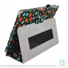 Leather compendium for ipad air case P-APPIPD5PUCA019