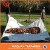 Garden Leaf tarpaulin Loader Tarp plastic bag
