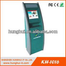 Self Service Prepaid Card Payment Terminal / Cashfree Payment Kiosk