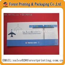 Korea airline tickets,cheap air ticket printing
