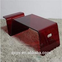 customized crystal acrylic chair so special