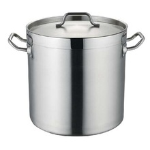 stainless steal stock pot frying pan eco friendly cookware