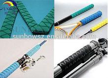 2:1 RoHS textured non-slip heat shrink tube for fishing rod blue