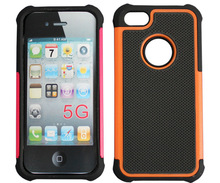 Baseball sports tuff hybrid protector cover case for apple iphone 5 5s 5th gen