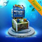Arcade simulator fishing shooting game machine