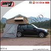 China 4x4 manufacturer waterproof car roof top tent/hard top roof tent With back awning