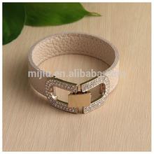 2015 New Product Leather Bracelet Alibaba French