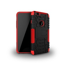 """Personas Hybrid Case Hybrid PC+ Silicone Back Cover with Stand Case for for iPhone 6 4.7"""" cases from China Supplier"""