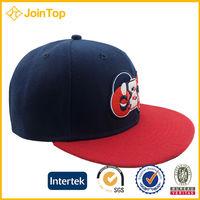 Jointop Alibaba China Short Brim Snap Back Hat