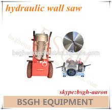 BS-600TM concrete wall saw , wall saw cutting concrete,rock cutting wall saw machine