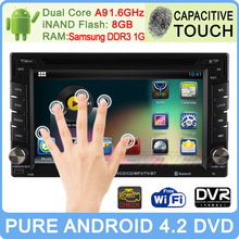Android 4.2 2 din 8 inch car dvd player for Acura,Aston Martin,Audi,Bentley,BMW,Buick,Bugatti,Cadillac,Chevrolet,Chrysler,Dod