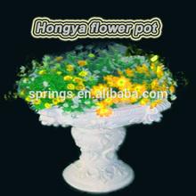 artificial cheap flower pots on sale fiberglass Flower pots
