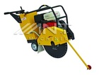 High performance road cutter QG180, concrete saw, iron water tank, CE, 450mm