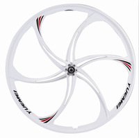 bicycle alloy wheels high quality bicycle parts alloy one piece wheels