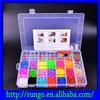 New Design Hot Sale Loom Bracelet Kit / diy loom bands