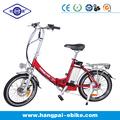 """20""""Cheap leggero mini pieghevole bici/ebike/bici elettriche pieghevoli con 8 divertimento 250w motore(CV- e052)"""