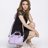 popular 100% genuine trend leather handbag for girls