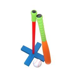 mini toy foam baseball bat/soft baseball bat/decorative inflatable baseball bat