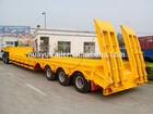 low loader vehicle trailer