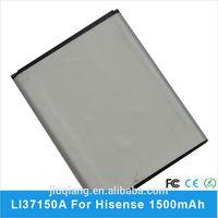 Cell Phone Batteries For Hisense Andromax 3.7v 1500mah Standard Battery
