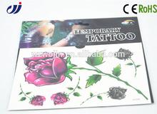 New Body Temporary Tattoo Kit /cheap tattoos /custom temporary tattoos for kids