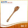 Long handled wooden spoon tableware tea spoon of coffee soup rice fork