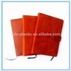 File folder use and pu book cover