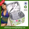 foldable insulated cooler bag for bottle