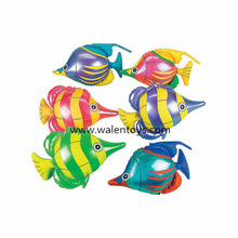 Inflatable TROPICAL FISH toys /inflatable fish/pool beach party toys for kids