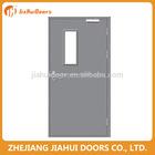 safe stainless steel fire door with door closeer