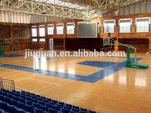 slide prevention sports flooring in roll
