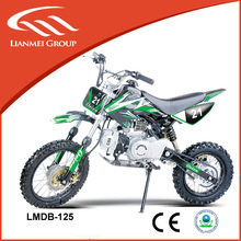 loncin 125 cc dirt bike with electric start or kick start