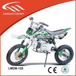 loncin 125 cc dirt bike with electric start or kick start