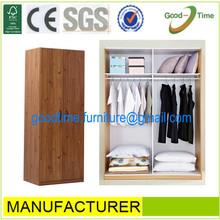 wall design cheap bedroom closet wooden wardrobe