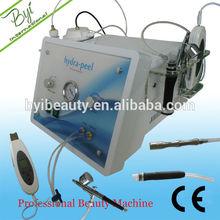 2014 hot!!! hydro facial machine facial diamond peel beauty feature facial steamer