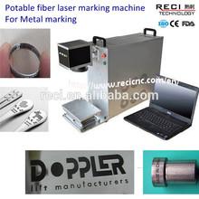 10W 20W Excellent Portable Fiber Laser Marker