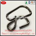Iso9001 encargo cromado plateado cortina de cable de acero en China dongguan, Iso9001 aprobado