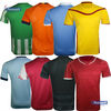 Hot sale new season thailand football shirts , soccer heat transfer numbers on jersey , kids soccer uniform wholesale