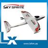 Simpe rc plane ,Sky Sprite toy glider plane