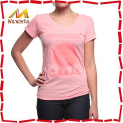 Korea ladies or girls modish fashion t shirt,stylish design korea t shirt