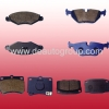 Brake Pad(disc brake pad,brake part)