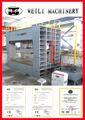Weili máquina de fábrica Best seller prensa hidráulica para tubos utilizados